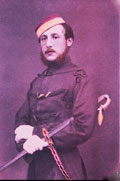 Paul Anthony 11th Hussars