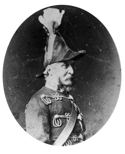 Lieut-Colonel George Wynell Mayow - Brigade Staff